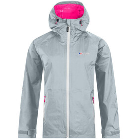 Berghaus Stormcloud Shell Jacket Women Quarry